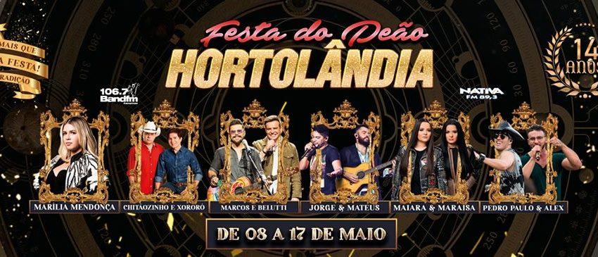 FESTA DO PEÃO DE HORTOLÂNDIA: venda de lotes promocionais de ingressos vão até hoje