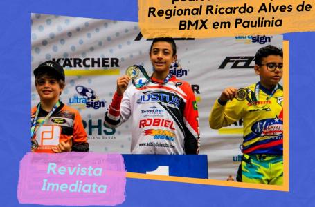 Bicicross conquista 12 pódios na IV Copa Regional Ricardo Alves de BMX em Paulínia