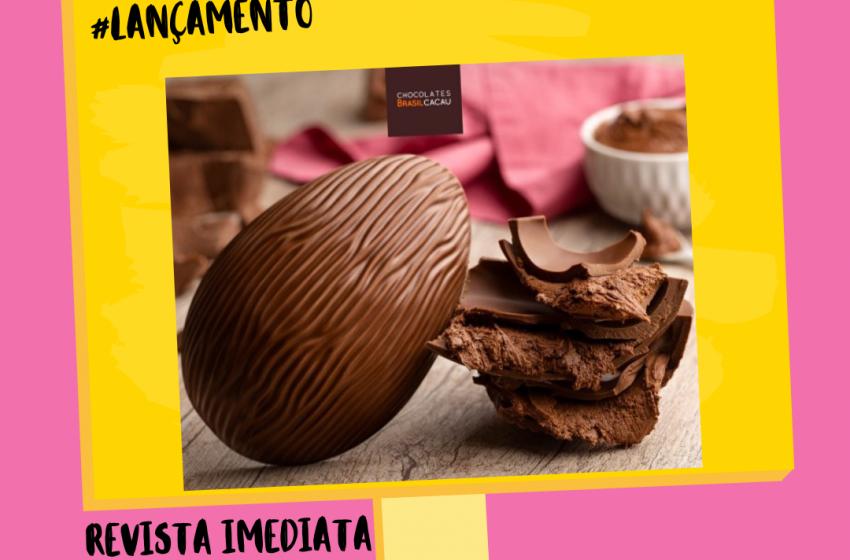 Novidades da Chocolates Brasil Cacau na páscoa 2020