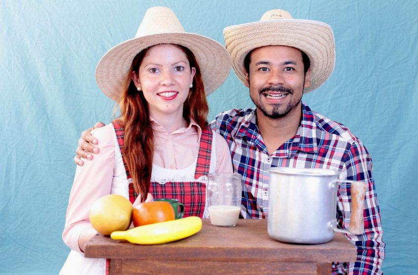 Casal de atores de Indaiatuba criam esquetes de humor para a quarentena
