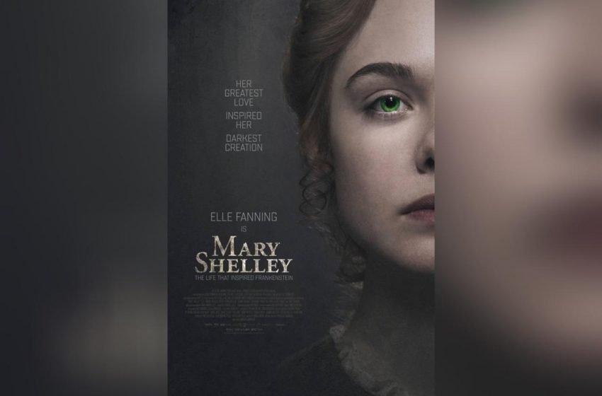 Topázio Cinemas promove mais um debate do projeto Assista Mulheres  com o filme Mary Shelley