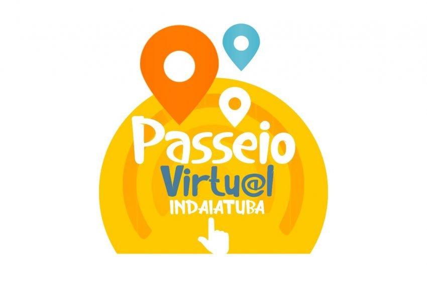 Prefeitura lança Passeio Virtual Indaiatuba com visita online a pontos turísticos locais