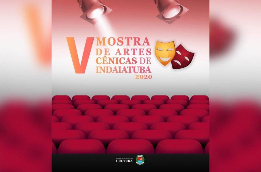 5ª Mostra de Artes Cênicas contará com 21 espetáculos de 13 grupos teatrais de Indaiatuba