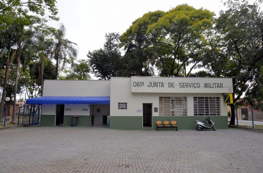 JUNTA DE SERVIÇO MILITAR ALTERA LOCAL DA SELEÇÃO MILITAR MARCADA PARA AGOSTO