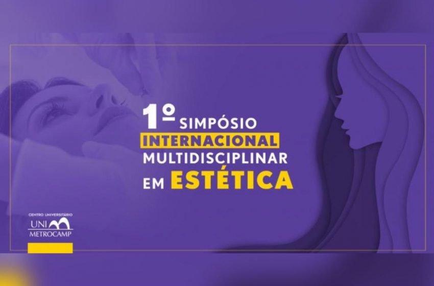 UniMetrocamp promove simpósio online beneficente na área de estética