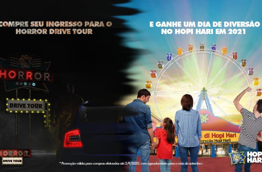Com formato inédito Hopi Hari estreia novo evento em setembro