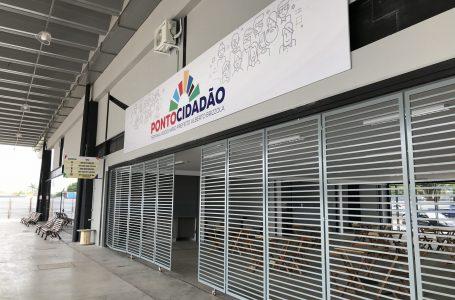 PONTO CIDADÃO ABRE AS PORTAS PARA ATENDIMENTO À POPULAÇÃO NA PRÓXIMA SEGUNDA-FEIRA